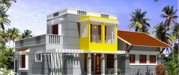 3 bedroom house design in 1500...