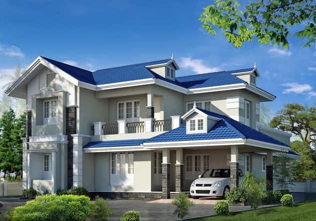 Beautiful 4 bedroom villa exterior